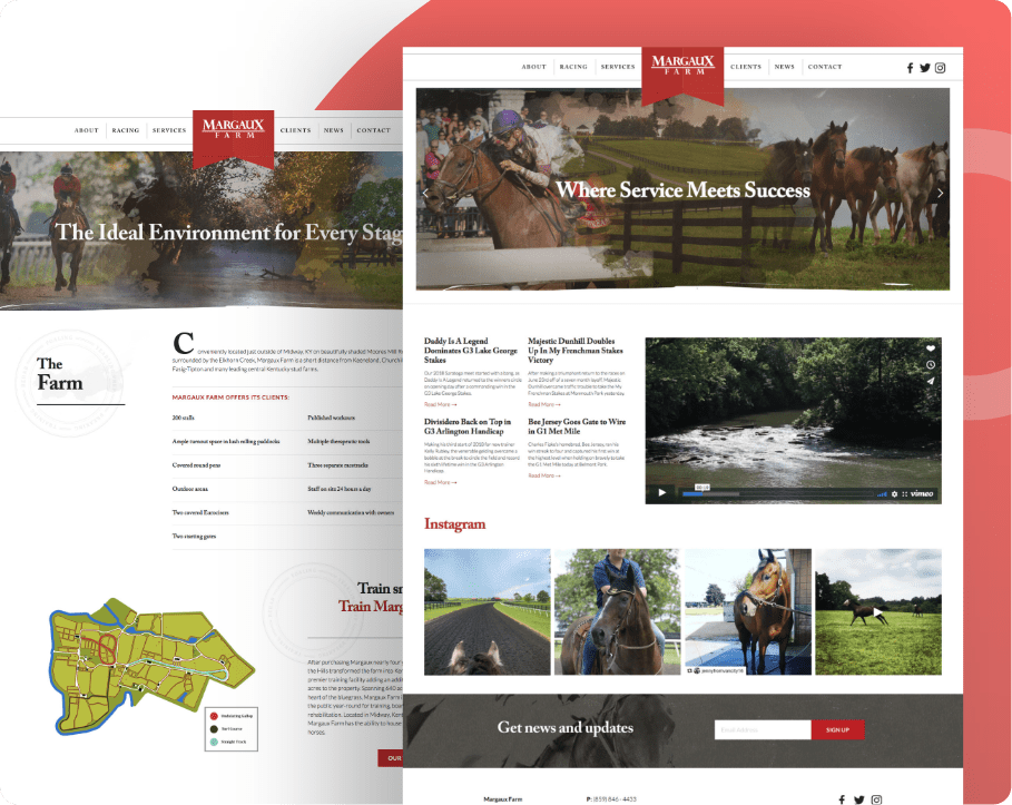 Margaux Farm   Open the website