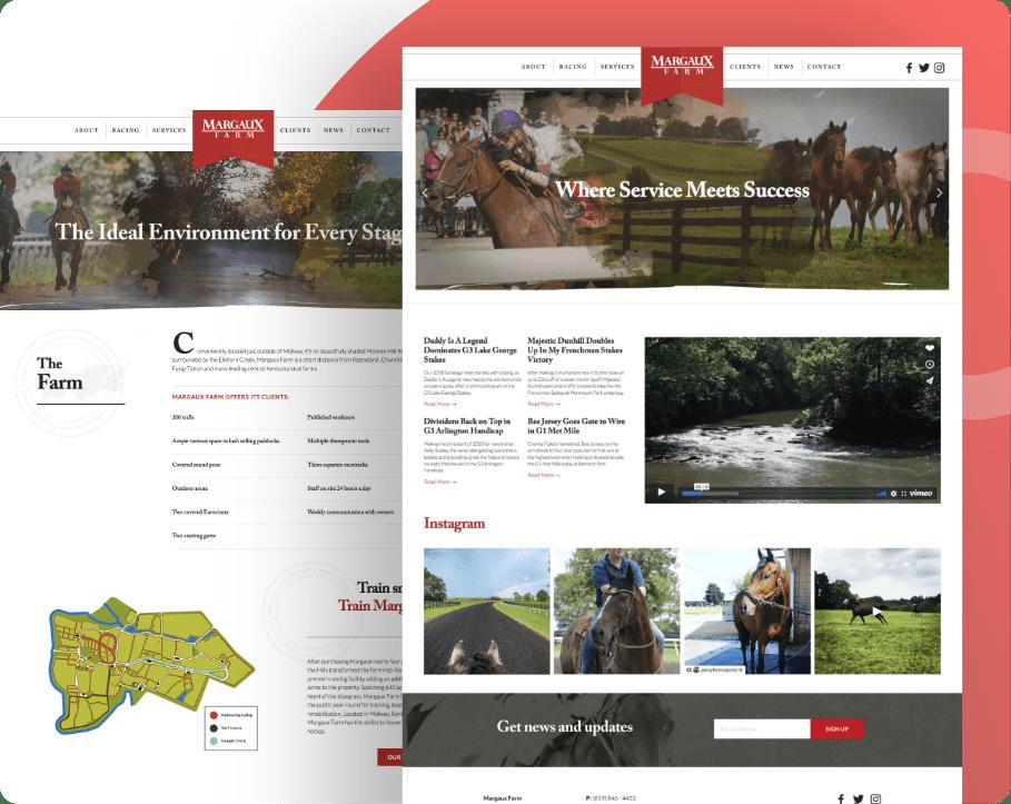 Margaux Farm   Open the website