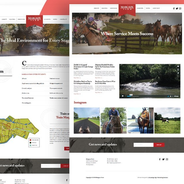 Finished project with Margaux Farm. Check their new #Squarespace website converted from a custom template designed using #AdobeXD.⠀ ⠀ https://margauxfarm.com/⠀ ⠀ ⠀ #squarespace #squarespacedesigner #graphicdesign #squarespacedeveloper #programmer #websitedesign ⠀ #freelance #devlife #geek #vscode #webdesign #nodejs #css #fullstack #coding #macbookpro #worldofcode #remote #remotework #digitalnomad #coder #ui #ux #creativity #workspase #js⠀