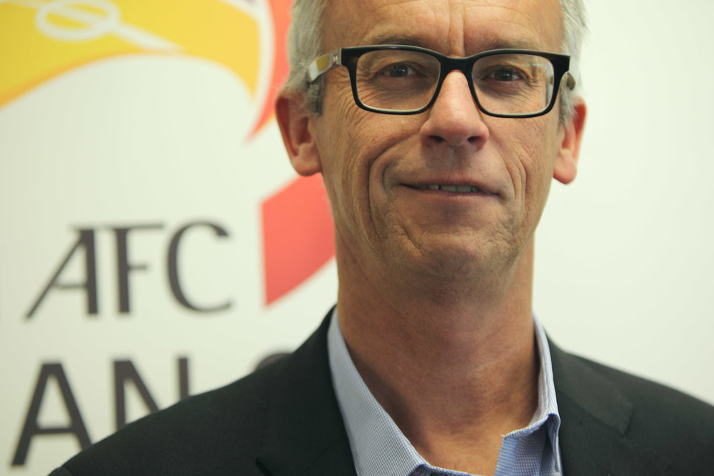 David Gallop - A-League & Former NRL CEO by: George Suresh