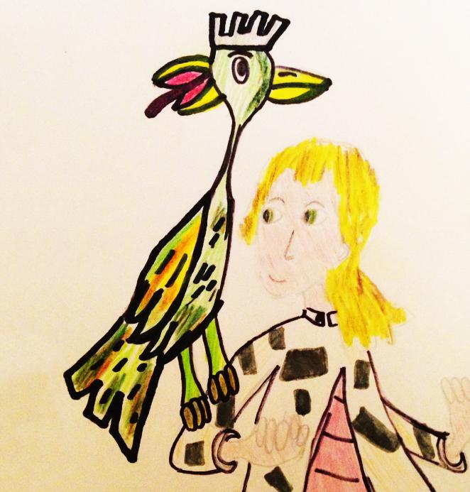 Иллюстрация Эвелины Селиваевой