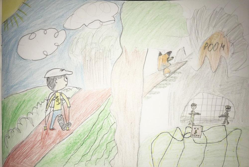 Иллюстрация Марины Городенчук