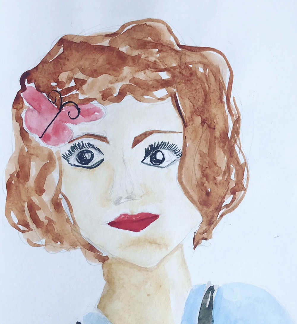 Иллюстрация Лии Галимовой