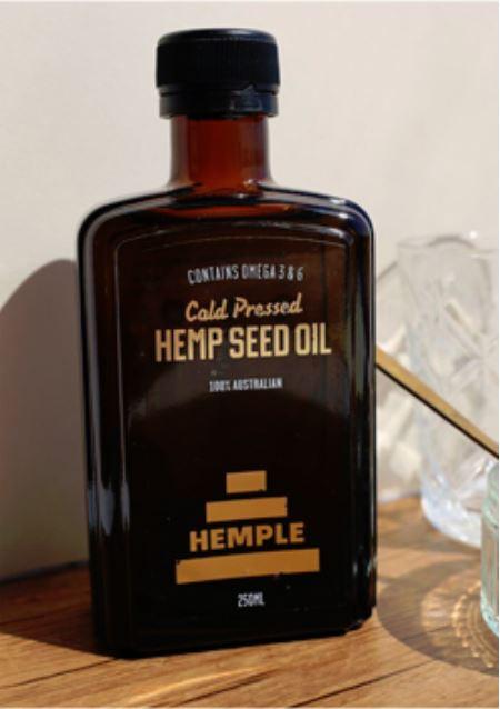 Jefferies Hemple Cold Pressed Hemp Seed Oil.JPG