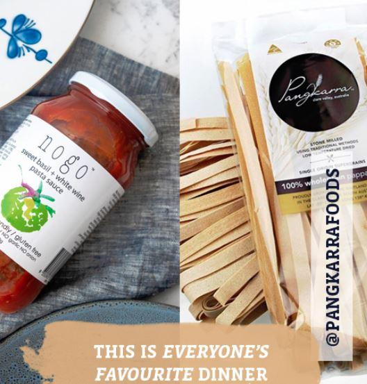 Jefferies NOGO Sauce & Pangkarra Pasta.JPG