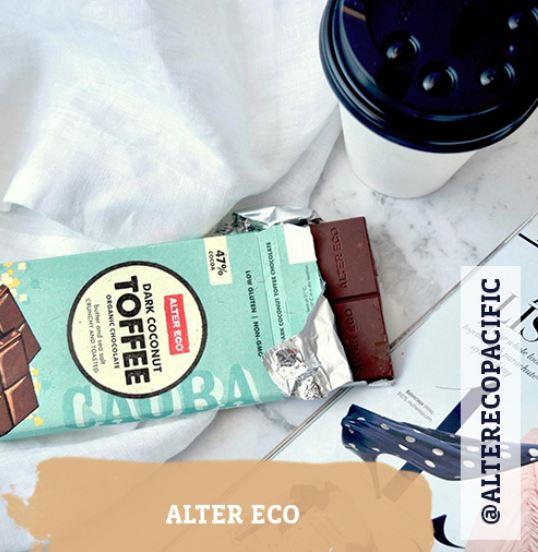 Jefferies Alter Eco Dark Coconut Toffee Organic Chocolate .JPG
