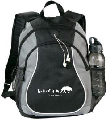Back pack, $30.00