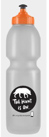 Sports Bottle, $12.00