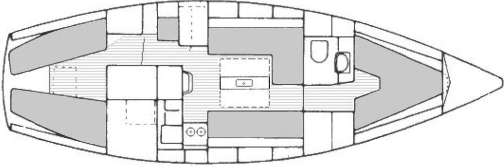 Shanti II Interior