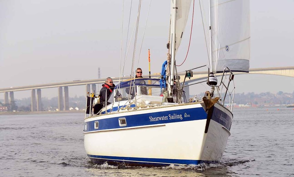 hallberg rassy - Take a closer look at our wonderful yachts, Shanti II & Vala