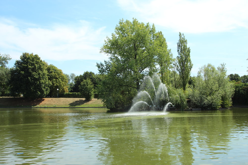 Parc de la Blanchette - Massy