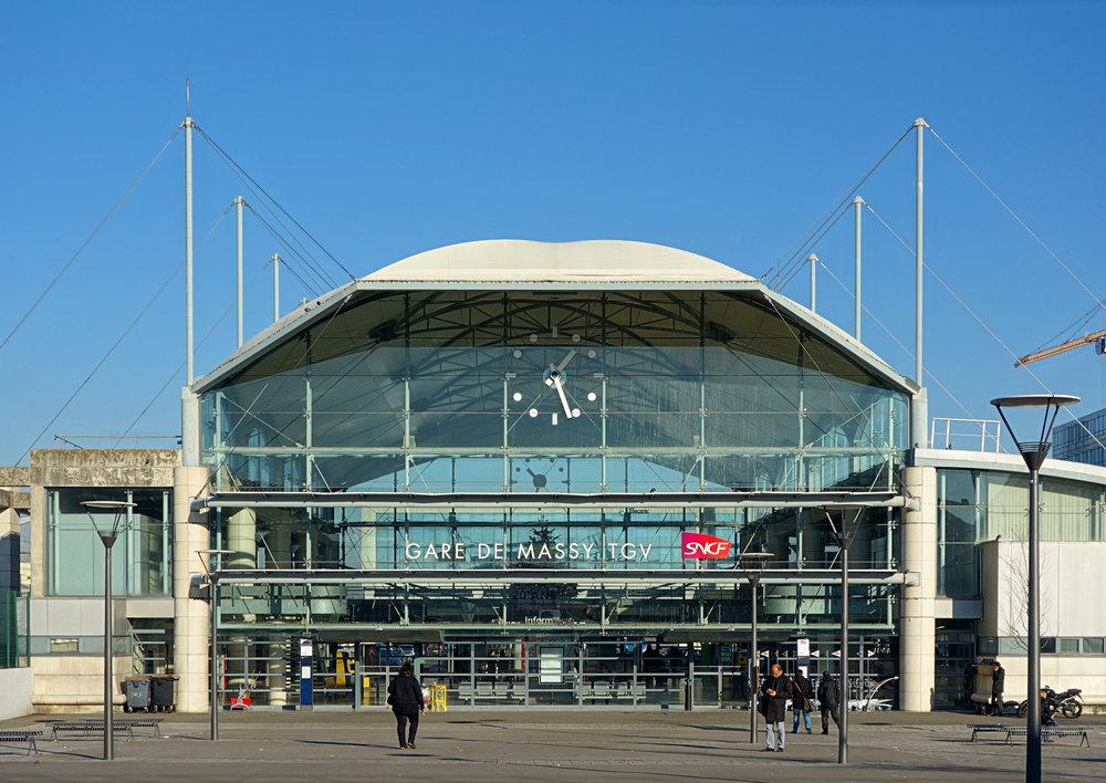 Gare Massy-Palaiseau - Massy