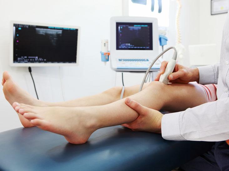 Vi har diagnostisk ultralyd på senteret