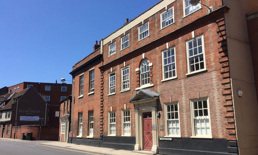 Palace Street, Norwich