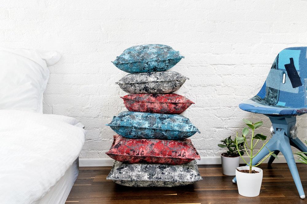 luxury fabrics recycled p.e.t.