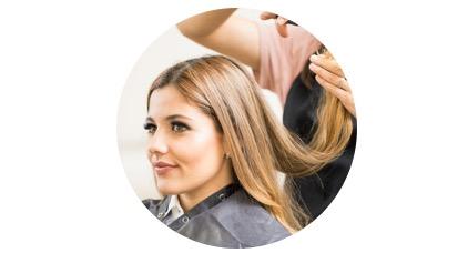 Uno Salon offers premium service.
