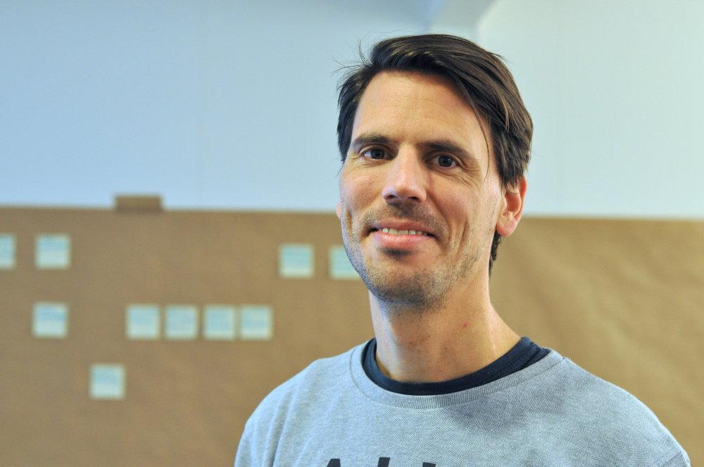 –Deltagelse i iKuben har ført til økt konkurransekraft, sier Knut Festervoll, utviklingssjef i Axess. (Foto: Marit Letnes)