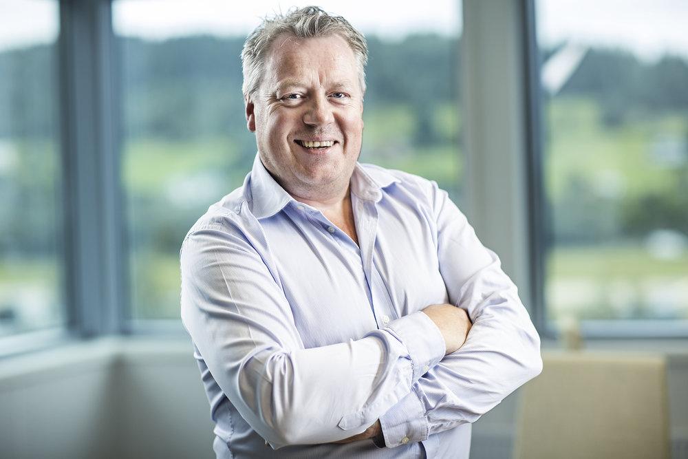 Norodd Dyrhovden, Salgs- og produktsjef i Tussa IKT. (Foto: Tussa)