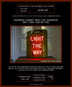 Lights Of Soho - Light the Way