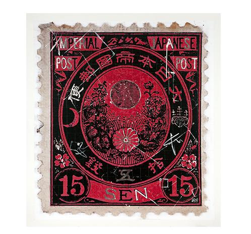 Sen series - black / red