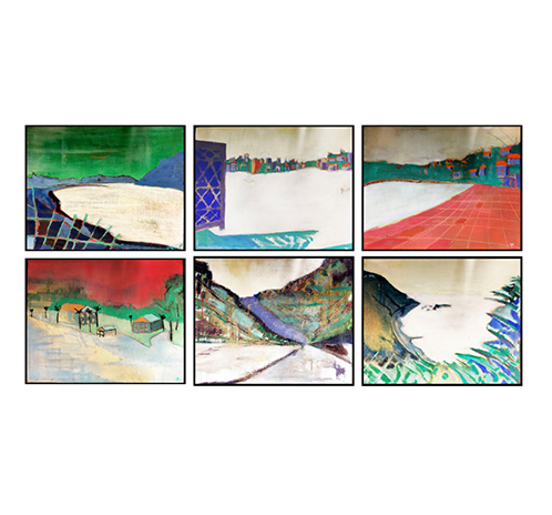 Imagination Landscape Series