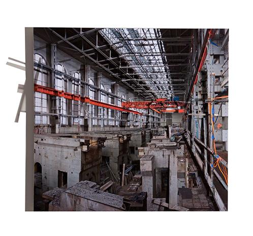 Interior Power Station – Orange