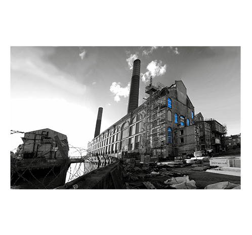 Chelsea Power Station – London