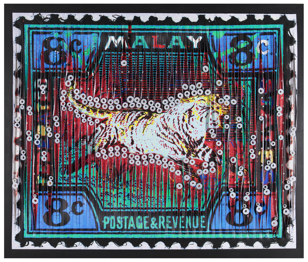 Malay Tiger Series - 8c