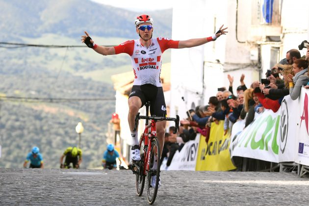 Tim Wellens Doing A Tim Wellens-Type-Thing In February