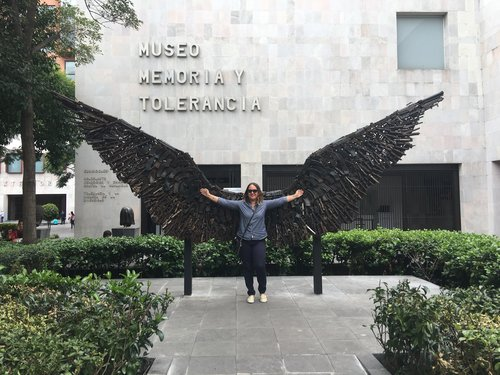 Museum of Memory and Tolerance, Mexico City, Mexico