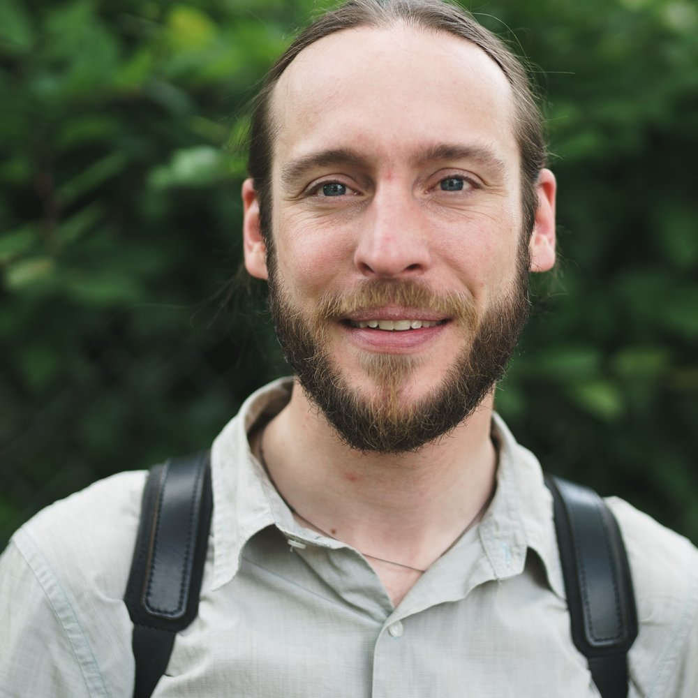 Tobias Joos - Fondateur Crowd Container