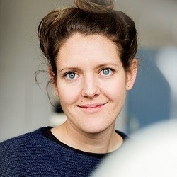 Pauline Treis - Fondatrice et directrice Jungle Folk