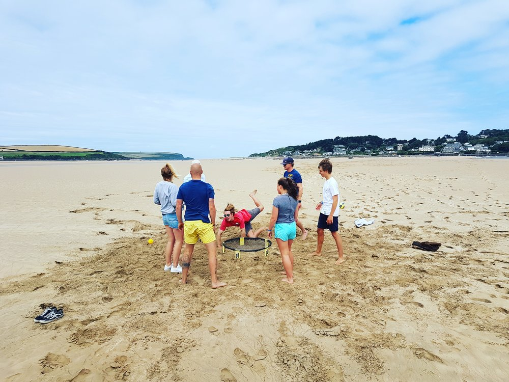 activities - We ensure very day of the residential camp is jam packed with fun pursuits all of which are run from the beautiful Camel Estuary or from Polzeath in partnership with our specialist local providers.