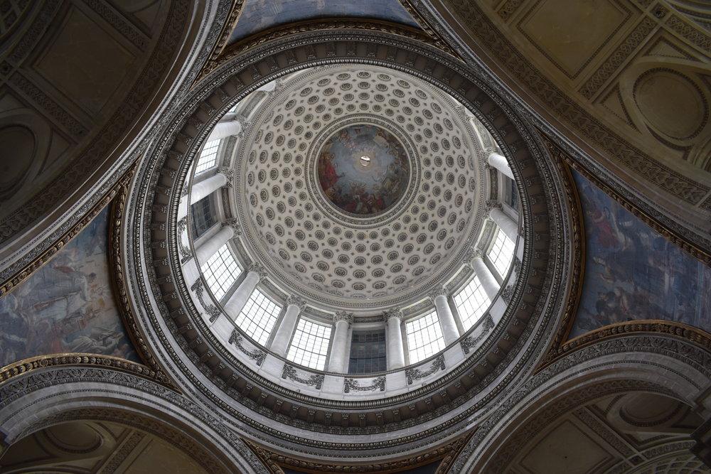 Histoire contemporaine - panthéon