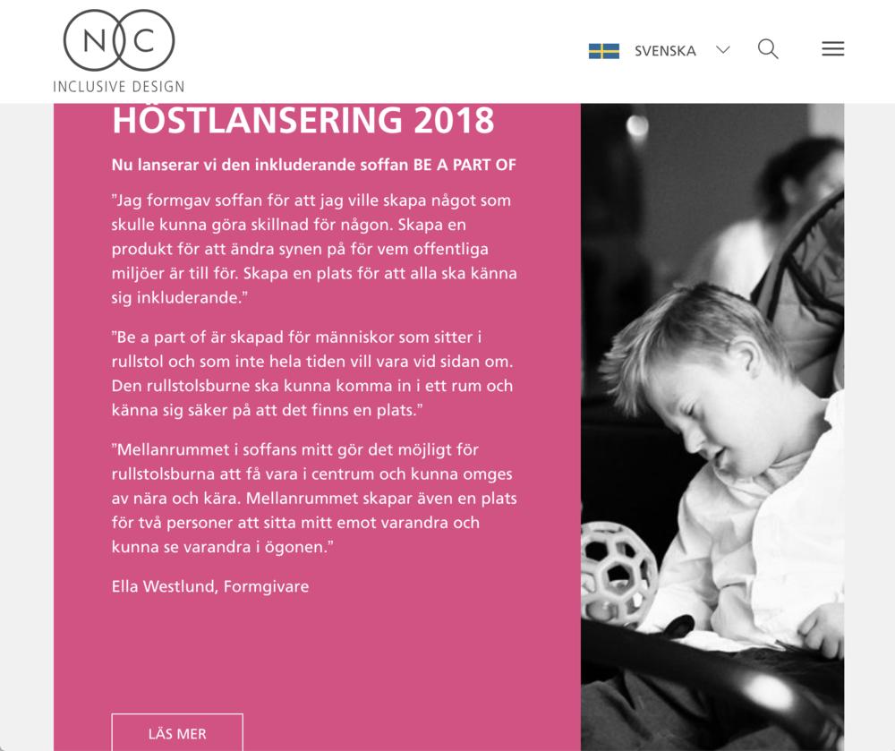Nordic Care / 2018