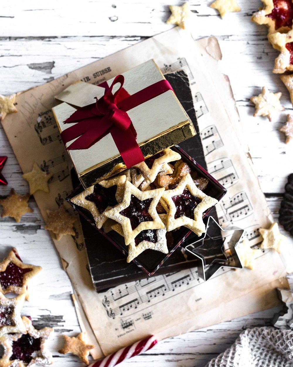 Foodfotografie Kekse Weihnachten