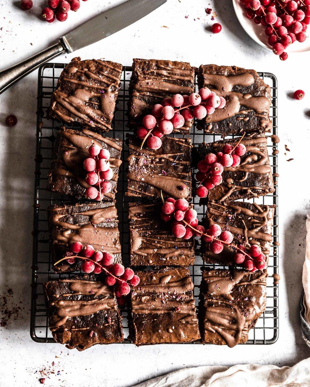 Brownies zum Frühstück, zum Kaffee am Nachmittag oder zum Nachtisch - wir finden sie immer passend.
