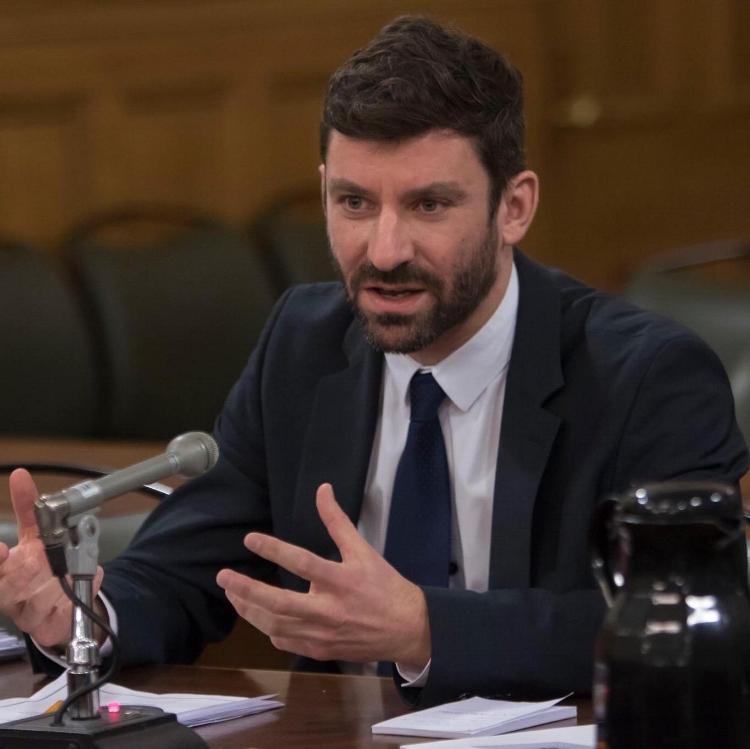Pierre-Guy Sylvestre, économiste au SCFP