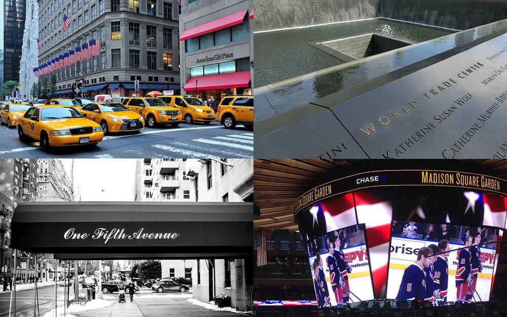 DAG 2 - GAMEDAY - Dagen inleds med en stadsrundtur på Manhattan med vår duktige guide Douglas Ljungkvist. Douglas har bott i New York i 25 år och är mycket erfaren guide. Rundturen tar ca 4 timmar och vi får se Central Park, 5th avenue, Ground Zero, Soho, Tribeca och mycket mer. Stadsrundturen avslutas vid Madison Square Garden där vi får en guidad tur på drygt en timme. Här får vi verkligen komma bakom kulisserna på världens mest berömda arena. På kvällen är det dags för resans första match. New York Rangers tar emot Tampa Bay Lightning. Matchen börjar kl 19:00 men vi samlas redan kl 17 på Restaurang Pennsylvania Six. Vi är inne på arenan i god tid innan match så att vi hinner se uppvärmningen.