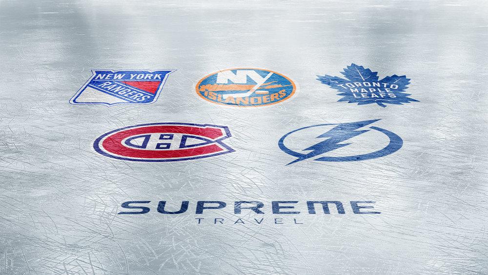 MATCHER - 27 Februari 2019New York Rangers - Tampa Bay Lightning28 Februari 2019New York Islanders - Toronto Maple Leafs1 Mars 2019New York Rangers - Montreal Canadiens