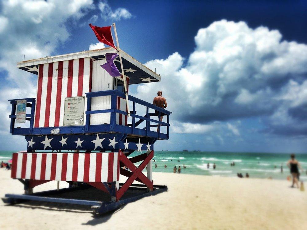 En vecka i Miami - Njut av en vecka, eller mer, i denna underbara stad. Här finns något för alla. Prisexempel: Flyg t/r, transfer och 7 dygn på bra hotell från 14990 kr.