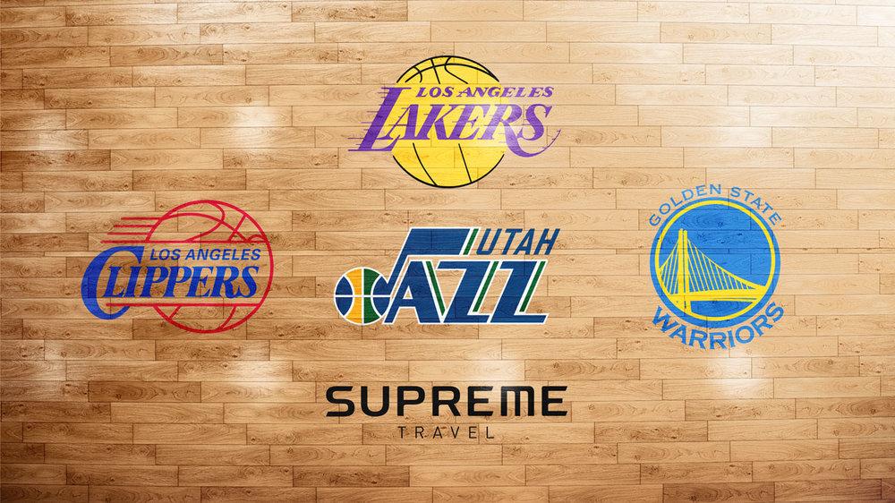 MATCHER - Torsdag 4 april 2019 Los Angeles Clippers - Los Angeles LakersFredag 5 april 2019Los Angeles Lakers - Golden State WarriorsSöndag 7 april 2019Los Angeles Lakers - Utah Jazz