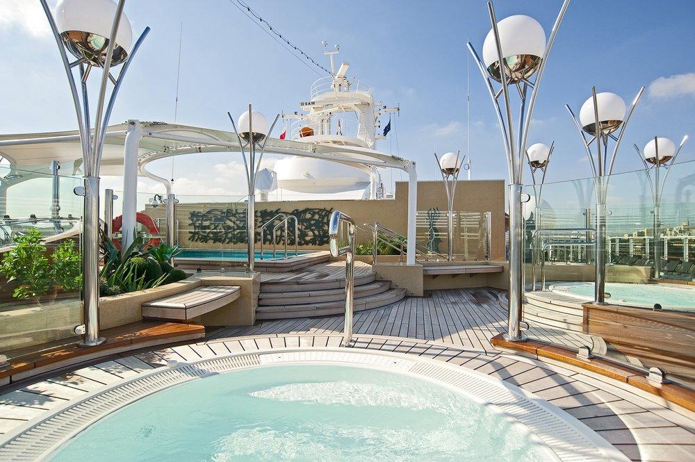 Karibien - MSC Cruises erbjuder flera fina rutter från Florida ut i Karibien.