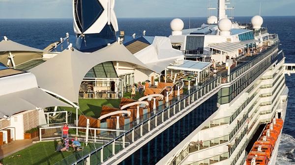 Celebrity Cruises - Minnen för livet på en kryssning med Celebrity Cruises