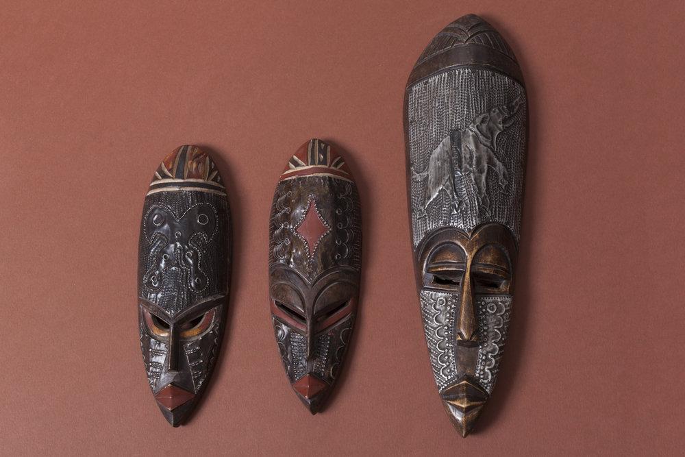 Nos masques -