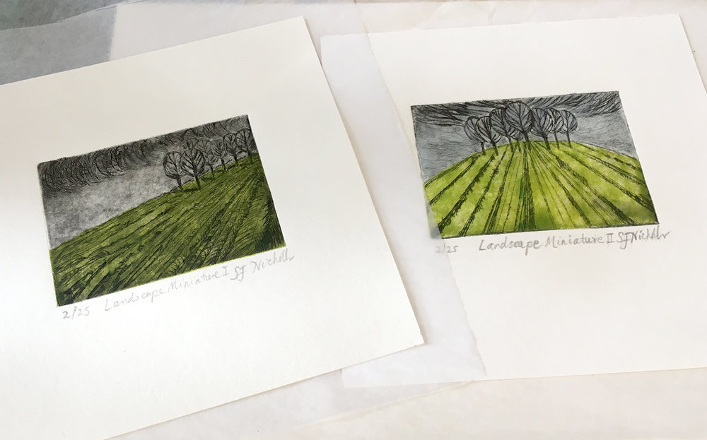 Landscape Miniatures