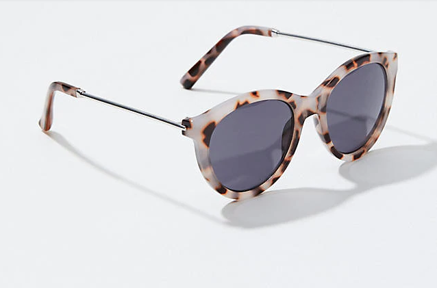 Cool Sunglasses - This is the most affordable and quickest way to up your style game! I LOVE my pair I grabbed from the Loft, and they are almost always on sale! I bought this exact pair recently and love 'em.