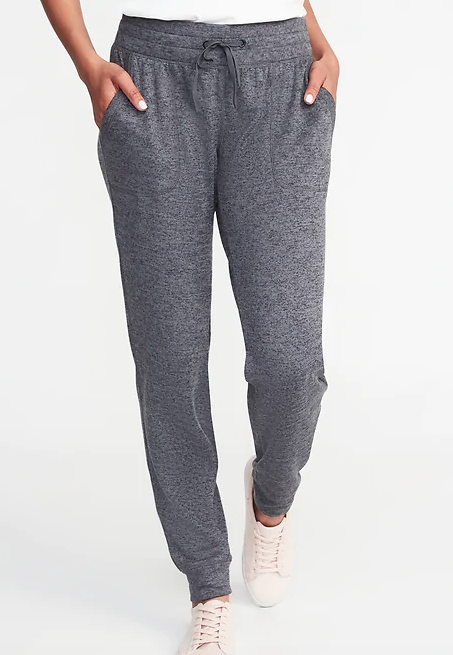 Old Navy  Mid-Rise Sweater-Knit Joggers  xs - xxl  $29.99  shop  here