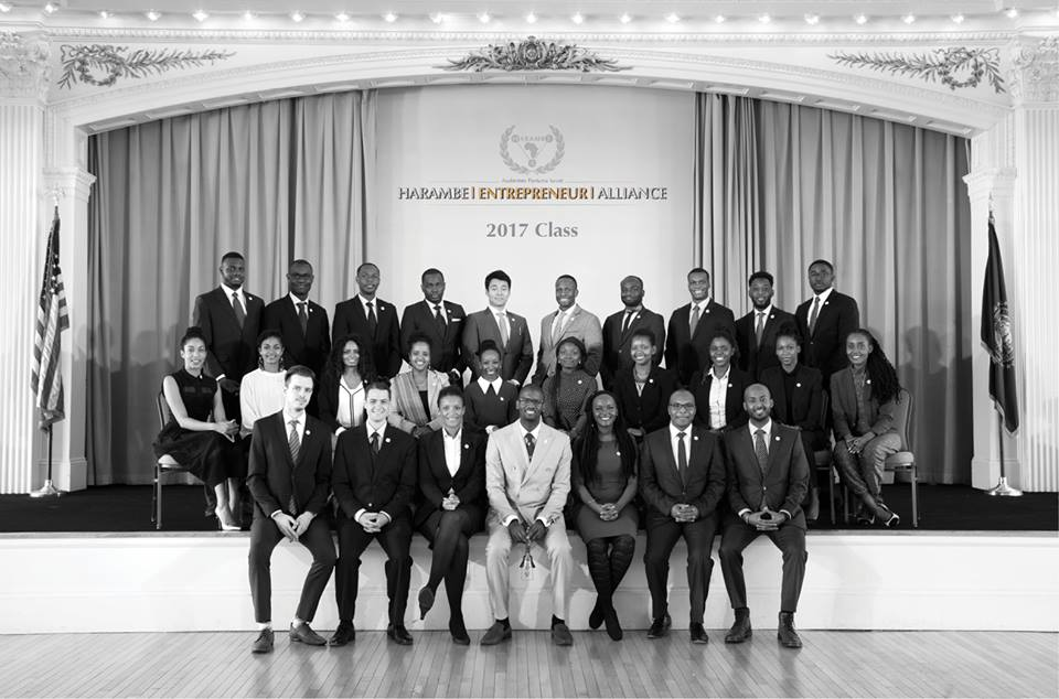 OBSESSED with African Entrepreneurs - In addition to being inducted into the 2017 Class of the Harambe Entrepreneur Alliance, I was a volunteer Program Manager from 2016 to 2017. The alliance is a network of highly educated young African entrepreneurs spearheading high impact social and business ventures across Africa.