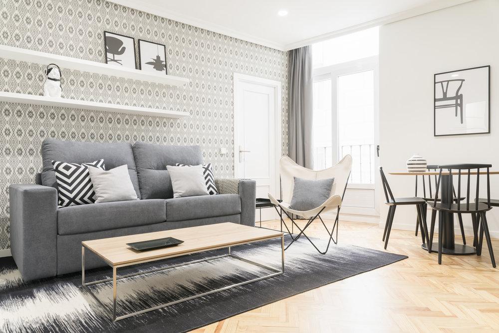 Casa Black & White en c/ Segovia -  Bao Proyectos